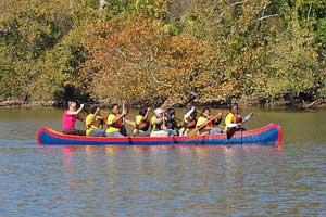 canoe2008