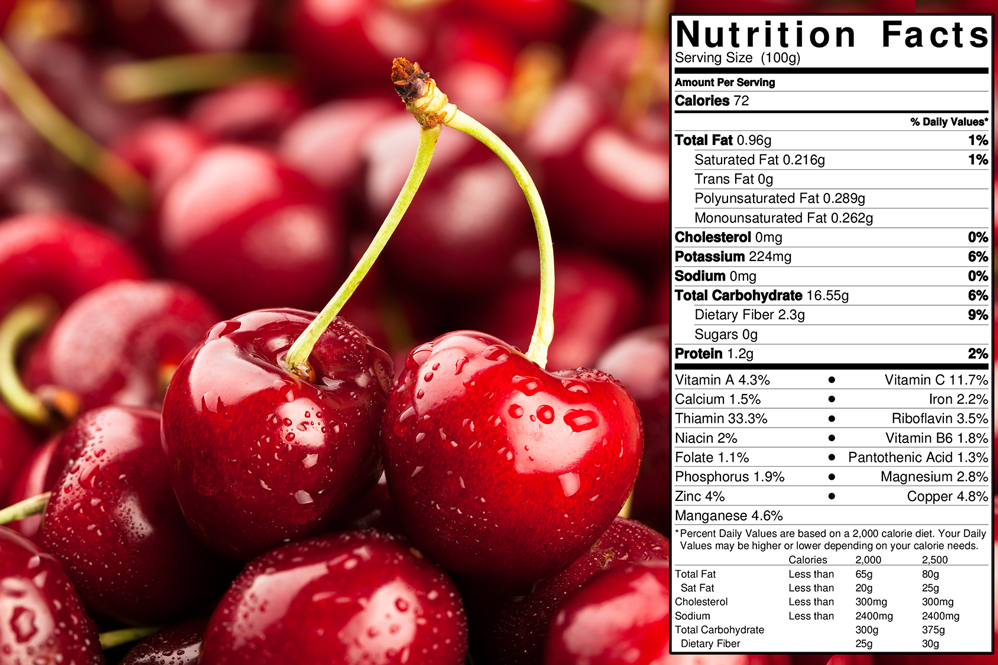 Image result for red cherry north america photos