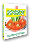 The High Energy Diet DVD