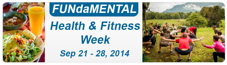 FUNdaMENTAL Health and Fitness Week