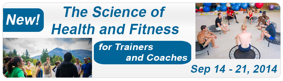 The Science of Health for Trainers and Coaches
