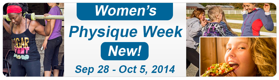 Women's Physique Week