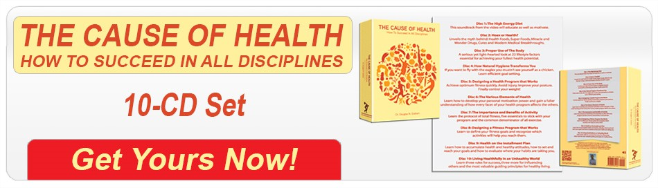 The Cause of Health 10-CD Set