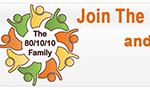 The 80/10/10 Family Membership - Monthly